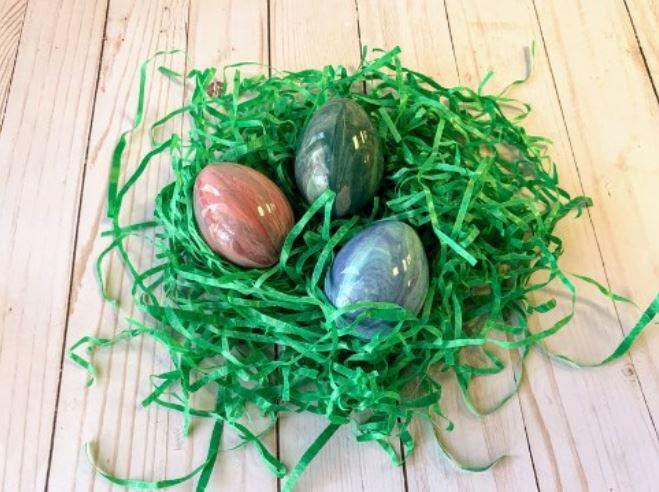 Egg Marbling