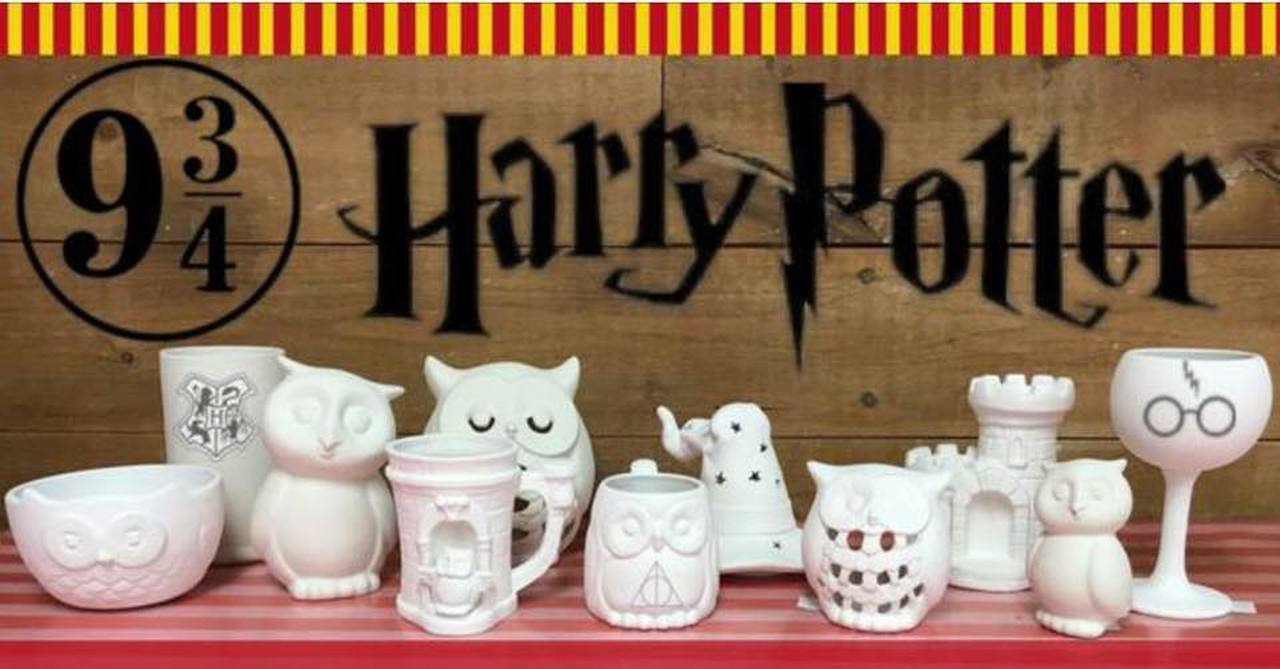Harry Pottery Camp