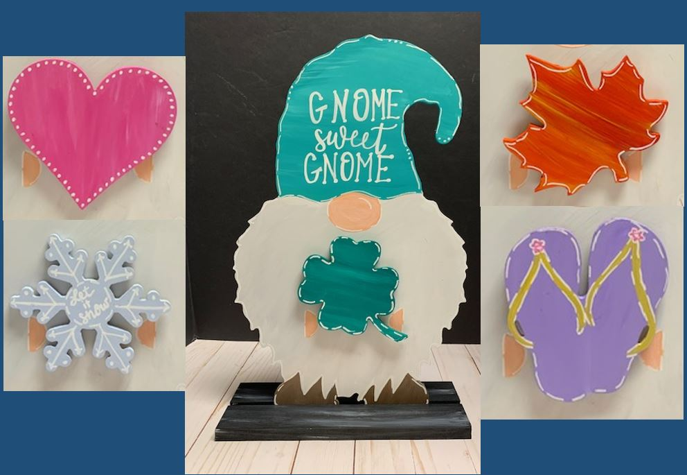 Interchangeable Gnome!
