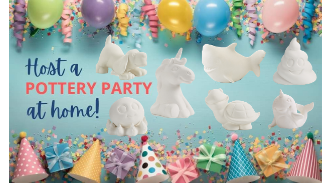 Birthday Party To-Go Kits <br>