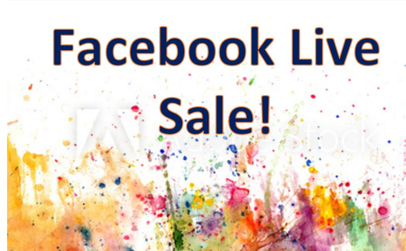 Facebook Live Sale #2
